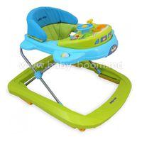 Baby Mix UR-J205 B/GREY  Ходунки голубые/зеленые