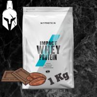 Proteina din Zer - Impact Whey Protein - Ciocolată și Nuci