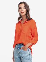 Блуза TOM TAILOR Оранжевый 1016851 tom tailor