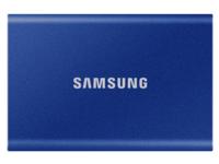 .500GB (USB3.2/Type-C) Samsung Portable SSD T7 , Blue