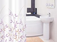 Tatkraft IMMANUEL OLIVE штора для ванной 14602