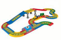 Wader Kid Cars железная дорога