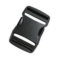 Trident Tatonka SR-Buckle 38 mm Dual, black, 3375.040