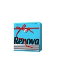 купить RENOVA Red Label Голубые сервировочные салфетки (70) 8000765 в Кишинёве