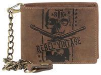 Greenburry Vintage (1796-SK-25) Rebel Skull
