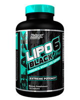 LIPO 6 BLACK HERS 120 LIQUI-CAPS