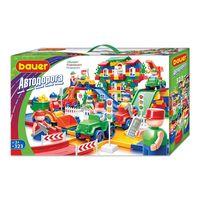 BAUER Auto Sets 323 parts, разноцветный
