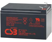 GINZZU GB-12120 Battery 12V 12Ah батарея для UPS