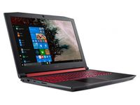 "ACER Nitro AN515-54 Obsidian Black (NH.Q59EU.017) 15.6"" FHD IPS (Intel® Core™ i5-9300H 4xCore 2.4-4.1GHz, 8GB (1x8) DDR4 RAM, 256GB PCIe SSD+1TB HDD, NVIDIA® GeForce GTX™ 1650 4GB GDDR5, WiFi-AC/BT, 4cell, HD Webcam, RUS,Backlit KB, Linux, 2.5kg)"