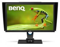 """27.0"""" BenQ """"SW2700PT"""", Black (IPS, 2560x1440, 5ms, 350cd, LED20M:1, DVI+HDMI+DP, HAS/Pivot, Spk) (27.0"""" AHVA (IPS) LED, 2560x1440 WQHD, 0.233mm, 12ms/5ms (GtG), 350 cd/m², DCR 20Mln:1 (1000:1), 99%Adobe-RGB : 1.07 Billion Colors (14-bit 3D LUT ), 178°/178° @CR>10, DVI + DisplayPort1.2 + HDMI, Headphone-Out, USB 3.0 x2 + USB 2.0 x2-Hub, Built-in PSU, HAS 130mm, Tilt -3.5/+20°, Swivel +/-35°, Pivot, VESA Mount 100x100, ECO Sensor, CAD/CAM mode, Flicker-free, Low Blue Light Mode, OSD Controller, Display Shading Hood included, Black)"""