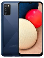 Samsung Galaxy A02S A025F/DS 3/32Gb, Blue