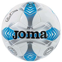 EGEO 5 SOCCER BALL WHITE-TURQUOISE Size 5