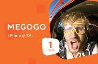 Абонемент MEGOGO Кино и ТВ на 1 месяц