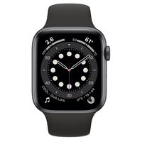 Apple Watch 6 44mm (M00H3), Space Gray / Black