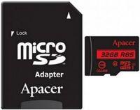 Apacer 32GB MicroSD Card + SD Adapter