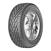 General Tire Grabber UHP 295/45 R20