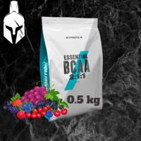 Essential BCAA 2:1:1 - Pomușoare de Pădure - 0.5 KG