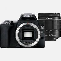 Фотоаппарат Canon EOS 250D + EF-S 18-55mm f/3.5-5.6 III, Kit