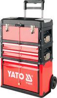 Шкаф для инструментов 3 отсека  YATO (09101YT)
