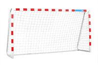 cumpără Poarta fotbal metal 3х2х0.9 m, (38 mm / 18 kg) 100336 (3382) în Chișinău