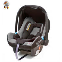 BabyGo Scaun auto Traveller Xp Grey 0-13 kg