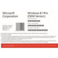 Microsoft Win Pro 8.1 FQC-06949, 64-bit Eng Intl 1pk DSP OEI DVD