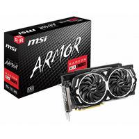 Видеокарта MSI Radeon RX 590 ARMOR 8G OC (8 ГБ/GDDR5/256 бит)