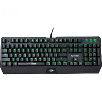 Marvo Keyboard Mechanical KG922 Wired Gaming US LED Green