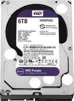 """3.5"""" HDD  6.0TB Western Digital Purple Surveillance WD62PURZ"""