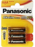 Батарейка Panasonic LR03REB/4P