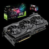 ASUS ROG-STRIX-RTX2080-O8G-GAMING, GeForce RTX™ 2080 8Gb GDDR6, 256-bit
