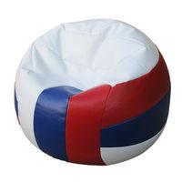 Bean bag Volleyball BIG Tricolor Кресло мешок Воллейбольный мяч