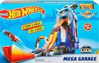 Megagarage pentru mașini  Hot Wheels, cod FTB68