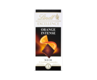 Lindt Excellence Orange Intense  Dark, 100г.