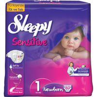 Подгузники Sleepy Sensitive гипоаллергенные 1 New Born
