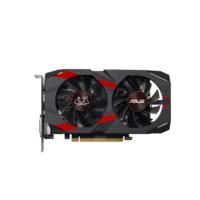 ASUS CERBERUS GeForce GTX1050Ti 4GB GDDR5,128-bit