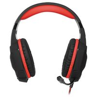 купить SVEN AP-U988MV, Gaming Headphones with microphone, sound 7.1, 7 colors dynamic backlight, Non-tangling cable with fabric braid, Cable length: 2.2m, USB, Black/Red в Кишинёве