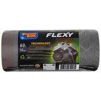 Пакеты для мусора Freken Bok Flexy, 60л, 10 шт.