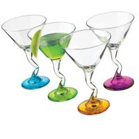 Libbey Martini Z Colors (37799S4/Y)