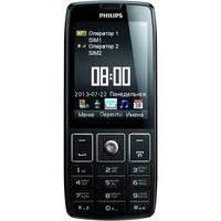 Philips X5500 Xenium 2 SIM (DUAL) Black