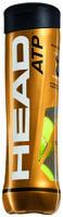 Теннисные мячи HEAD ATP 4-ball _ СПЕЦИАЛЬНАЯ ЦЕНА от 2 банок и больше