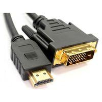 Brackton DHD-SKB-0300.B, Cable HDMI-DVI-D 3m