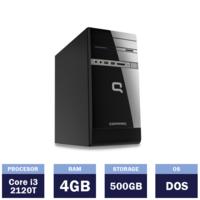 Настольный компьютер HP CQ2960EA Tower (Intel Core i3-2120T | 4 GB | 500GB)