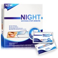 NIGHT WHITENING STRIPS