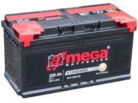 Аккумулятор AMEGA Standard 100Ah 850A