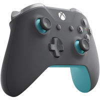 Microsoft Controller Xbox One, Gray/Blue