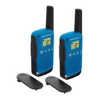 Statia radio Motorola Talkabout T42 Twin Pack, B4P00811