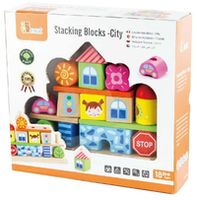 Viga Stacking Blocks - City (50043)
