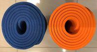 Коврик для йоги с люверсами 183x61x0.8 см TPE DeG (712)