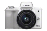 CANON EOS M50 & EF-M 15-45 IS STM